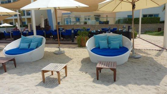 Radisson Blu Resort Fujairah: Kuscheln ist angesagt
