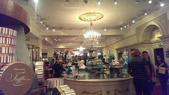 Fortnum & Mason : Ground floor