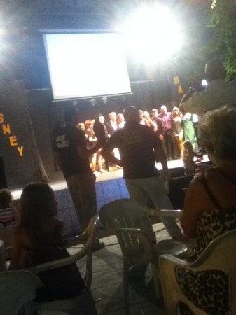 MedPlaya Hotel Bali: entertainment team