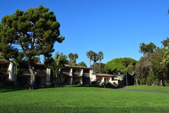 Hilton San Diego Resort & Spa : Garden View Rooms