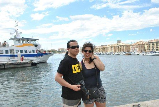 Vieux Port : belo dia