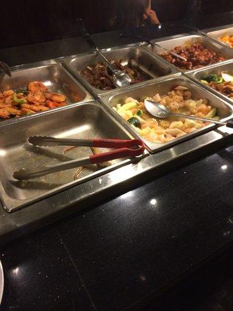 Asian Buffet Hibachi Grill & Sushi