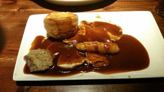 The Kestrel: Roast Beef
