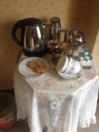 Hodgkinson's Hotel: Eyam Room