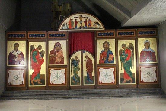 Santuario Madonna delle Lacrime : Icônes