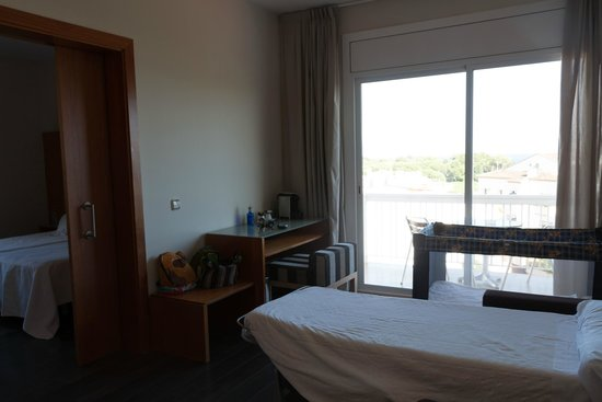 Hotel Alga: Chambre familiale 2