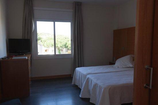 Hotel Alga: Espace parents