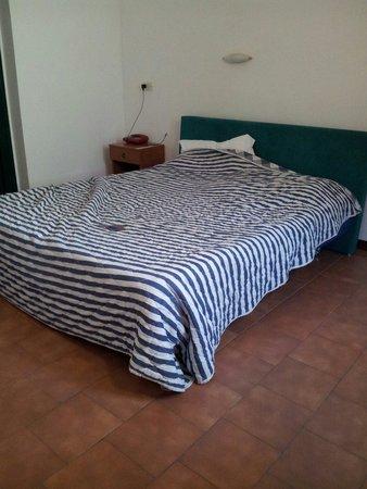 Villaggio Alkantara: Letto