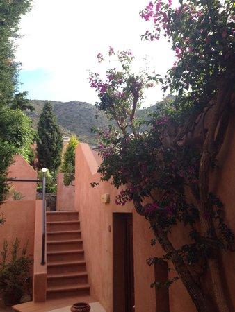 Κoutouloufari Village Holiday Club : The walk to our apartment... Just perfect!