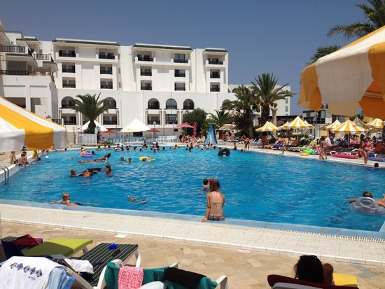 Hotel Riviera: Main pool