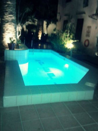 Pepi Boutique Hotel : pepi studios pool