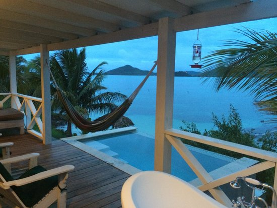 Cocobay Resort: Our deck