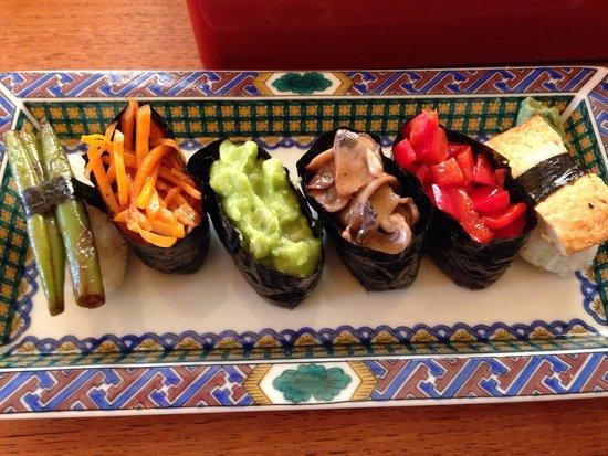 Itadakizen: Sushi