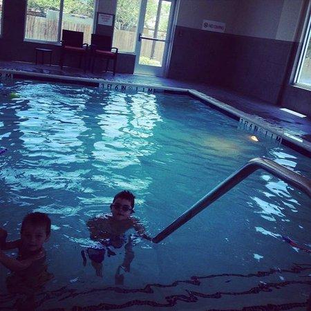 Hyatt Place Corpus Christi : Indoor Pool
