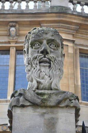 Footprints Tours Oxford: Sheldonian Theatre