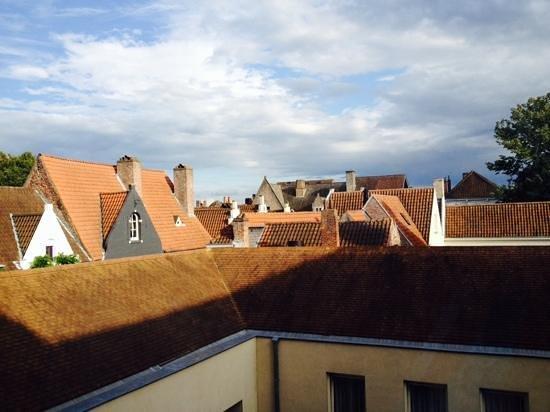 Oud Huis de Peellaert: view from our room