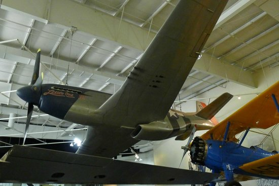 National Museum of the Mighty Eighth Air Force: Mustang