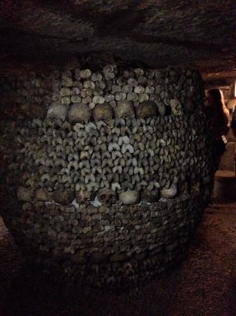 The Catacombs of Paris: The Catacombs