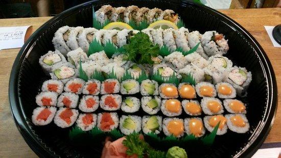 Toudai Sushi