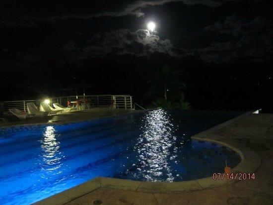 Hotel Mirador Las Palmas : Noche de luna