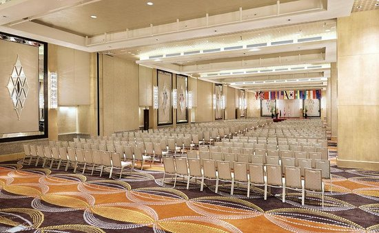 Theater Set-Up - Picture of Fairmont Makati, Makati ...