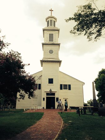 St. John's Episcopal Church: Church
