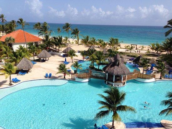Occidental Caribe : Vista dalla camera superior