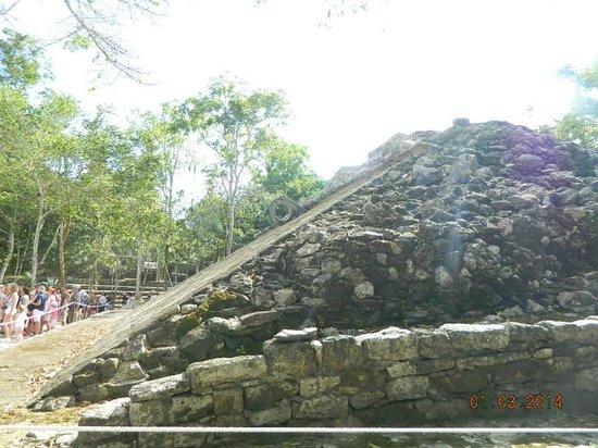 Ruinas de Coba: INCREIBLE EXPERIENCIA