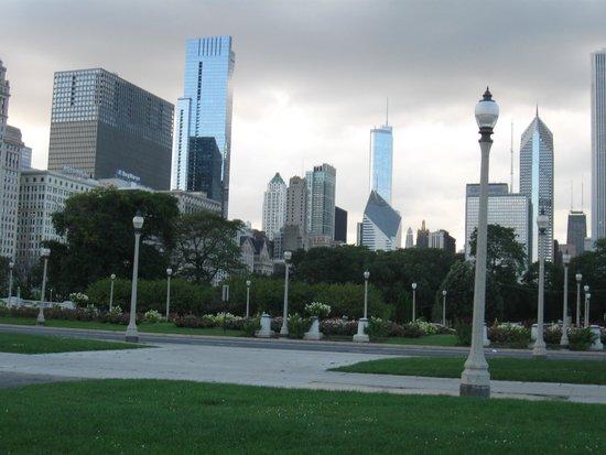 Skyline from Grant Park
