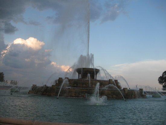 Grant Park: Buckingham Fountain