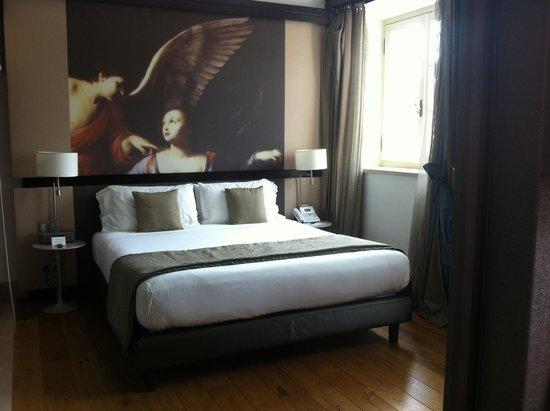 Gran Melia Rome: Spotless and luxurious