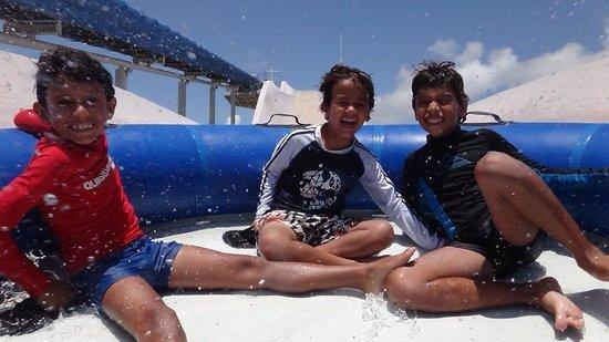 Wet'n Wild Cancún: Pura diversión
