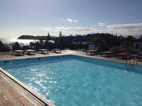 Casa del Sole : piscine