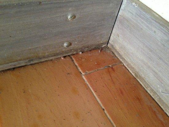 Club Med Da Balaia : Vloer in de kamer