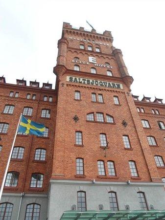 Elite Hotel Marina Tower: el hotel, fachada