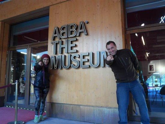 Elite Hotel Marina Tower: visita al museo de Abba en las cercanías