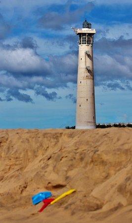 SBH Jandia Resort: Lighthouse near hotel