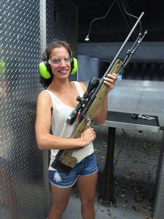 Battlefield Vegas: SWAT Package Remington 700