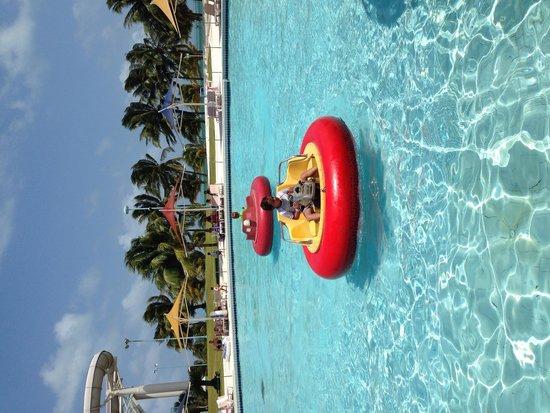 Wet'n Wild Cancun : Wet and Wild