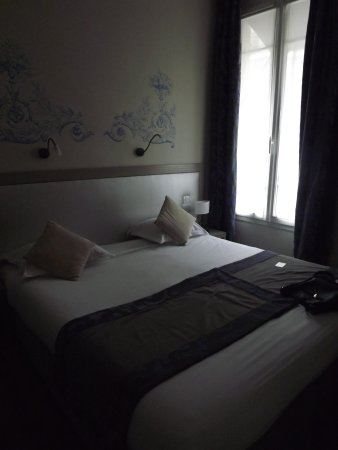 Hotel Residence Foch : notre chambre