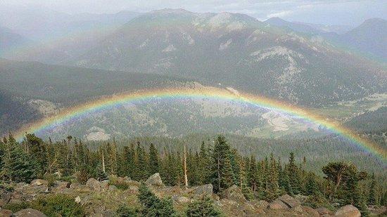 Trail Ridge Road : RAINBOW CURVE