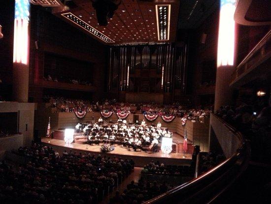 Morton H. Meyerson Symphony Center: DWS 4th of July 2013