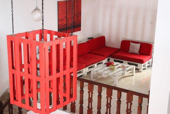 Kandy City Hostel : Living area