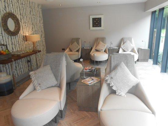 Macdonald Craxton Wood Hotel & Spa : Garden Room