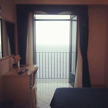 Hotel Villa Maria Pia: Una finestra sull'infinito...