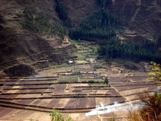 Heiliges Tal der Inka (Urubamba-Tal): Valle Sagrado de los Incas