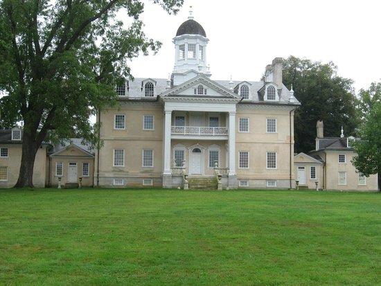 Hampton National Historic Site: Grand mansion