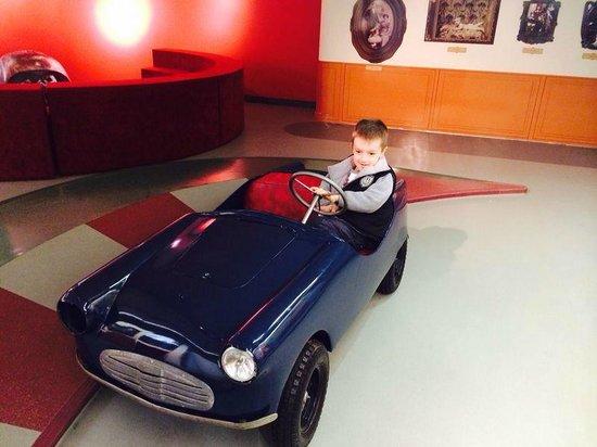 """Juan Manuel Fangio""""s Museum: muy lindo"""