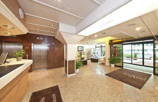 Novum Hotel Imperial Frankfurt Messe: Lobby
