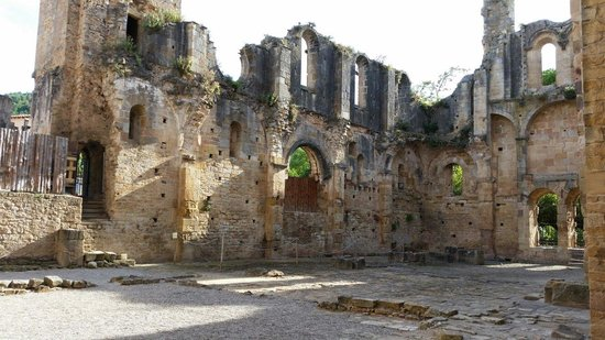 Abbaye d'Alet les Bains : Particolare